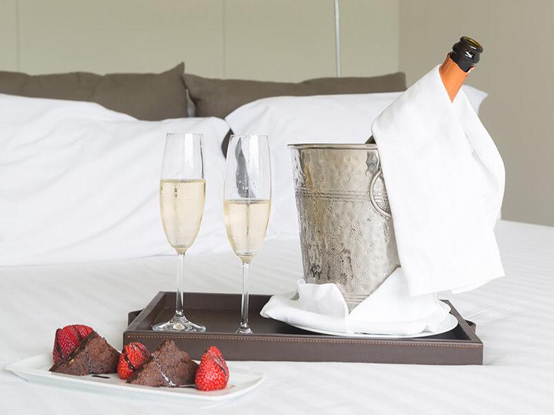 romantic hotel getaway