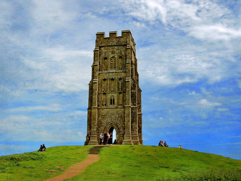 Making the most of Glastonbury Tor
